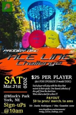 Prodigy AceLine Challenge graphic