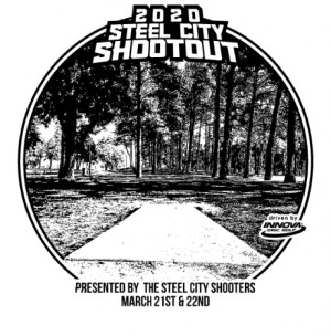 2020 Steel City Shootout Sponsored by the Steel City Shooters powered by INNOVA graphic