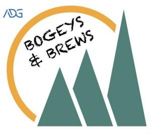 Bogeys & Brews graphic