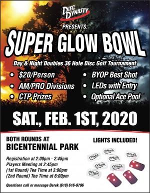 Super Glow Bowl III graphic