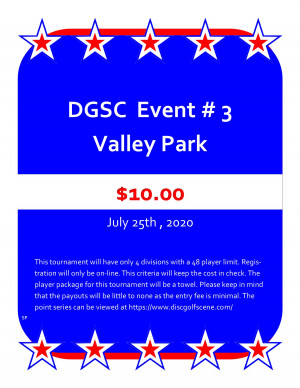 DGSC Points Series At Valley Park graphic