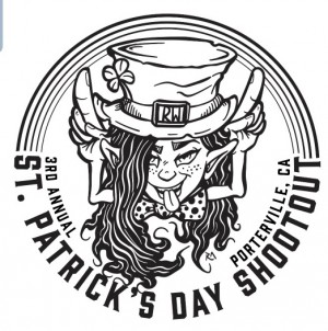 3rd Annual St Patrick's Day Shootout graphic