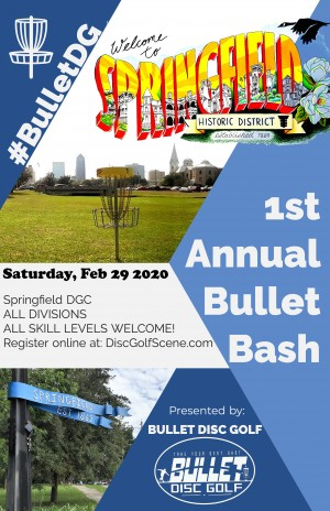 1st Annual Bullet Bash graphic