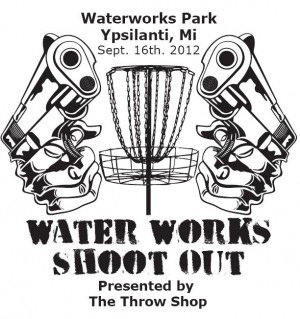 The Water Works Shoot Out graphic