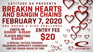 Breakin Hearts & Bangin Chains presented by Latitude 64 graphic