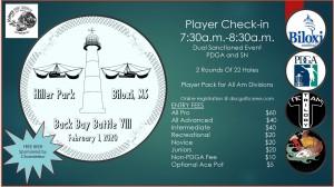 Back Bay Battle 8 graphic