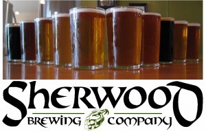 Sherwoods Brewery Family Fun Day Presented by Wolf Pack Discs graphic