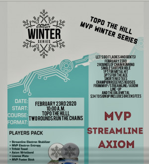 MVP Run the Chains Winter Series Event graphic