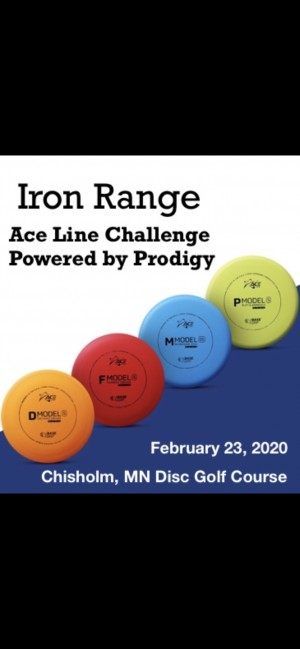 Iron Range Ace Line Challenge Powered by Prodigy graphic