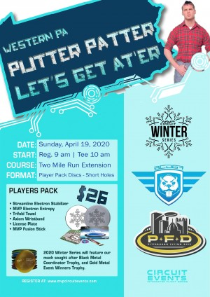 MVP Winter Series Hosted by BCDGA and PFD graphic