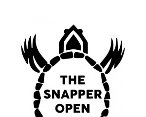 9th Annual Snapper Open Doubles Event graphic