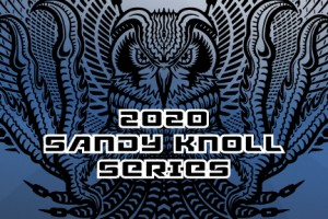 Sandy Knoll Series #3 C Tier Sanctioned Driven by Innova Discs graphic