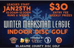 Cheyenne Winter Marksman Leage graphic