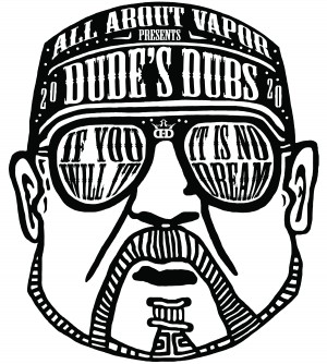 Dude's Dubs 6th Annual - Presented by All About Vapor and Sponsored by Dynamic Discs graphic