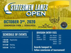 Statesmen Lanes Open graphic