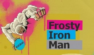 11th Annual Frosty Ironman graphic