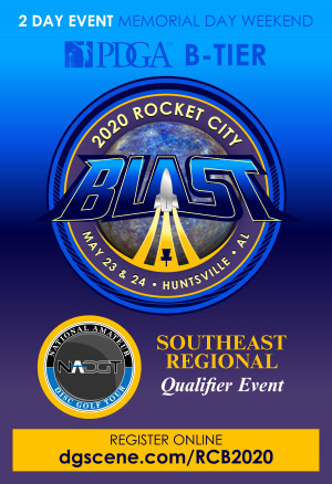2020 Rocket City Blast graphic