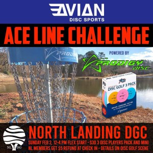 Avian Ace Line Challenge Powered by Prodigy graphic