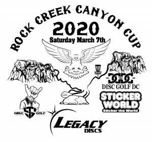 Rock Creek Canyon Cup presented by Legacy Discs graphic