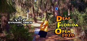 Deaf Florida Open graphic