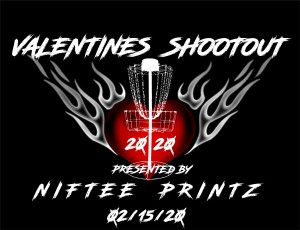 Valentine's Shootout Hosted by Niftee Printz graphic