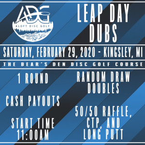 Leap Day Dubs graphic