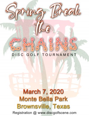 2nd Annual Spring Break The Chains graphic