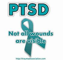 1st Annual PTSD Awareness Fundraiser graphic