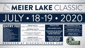 2020 Meier Lake Classic graphic