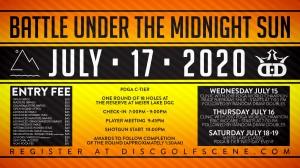 2020 Battle Under the Midnight Sun graphic
