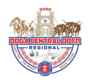 DDGA Central Open 2020 Powered by Prodigy graphic