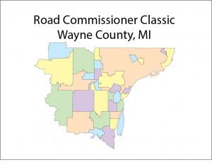 Road Commissioner Classic presented by Discraft (MPO,MP50,MA2,MA4,MA40,MA55,FA1,FA3) graphic