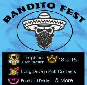 1st Annual Bandito Fest graphic