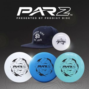 Par2 Presented by Prodigy Disc - Bemidji Minnesota graphic