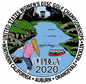 2020 United States Women's Disc Golf Championships Presented by Innova Champion Discs graphic