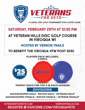 Veterans for Vets at Veteran Hills graphic