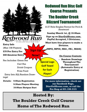 Boulder Creek Blizzard 2020 (3rd Run) graphic