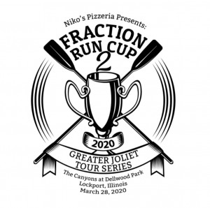 Fraction Run Cup 2 - Presented by Niko's Pizzeria - Driven by Innova Discs graphic