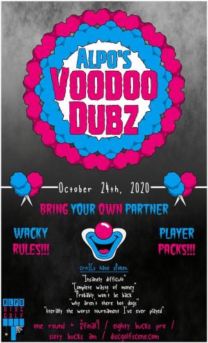 Halloween at Oggwood - ALPO's VooDoo Dubz graphic