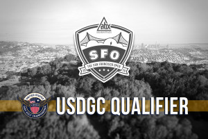 DGPT - AbsoluteXtracts presents the San Francisco Open driven by Innova graphic