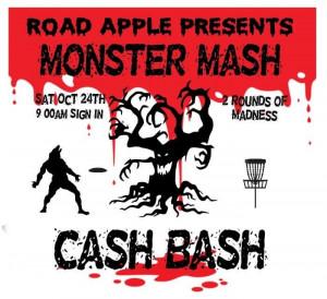Road Apple Monster Mash Cash Bash graphic