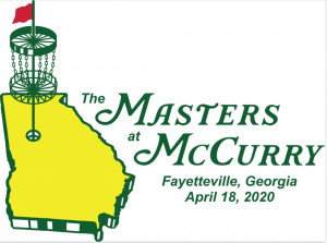 The Masters at McCurry graphic