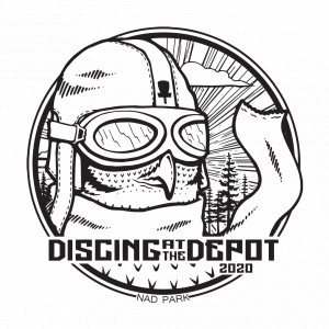 Discing at the Depot Presented by Innova (Am divisions, no MA1) graphic