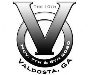 The 10th Annual Valdosta Open graphic