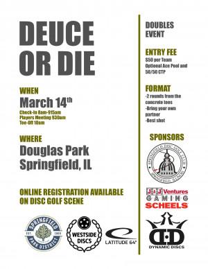 5th Annual Deuce or Die graphic