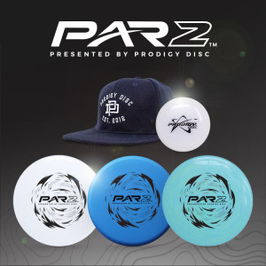 PAR54 Disc Golf /Prodigy Par2 Event at Briscue Park Alvin tx graphic