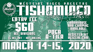 Tishomingo Spring Classic 2020-presented by Westside Discs graphic