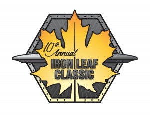 10th Annual Iron Leaf Classic Driven by INNOVA graphic