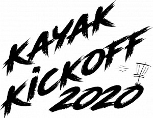 Kayak Kickoff (Previously Woodstack Open) Sponsored by Dynamic Discs graphic