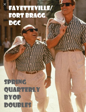 Fayetteville/Fort Bragg DGC Spring Quarterly graphic